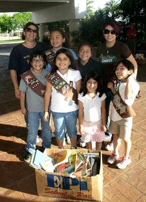 Girl Scout Donors